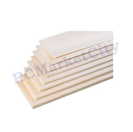 Picture of 8mm Balsa Sheet