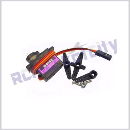 Picture of MG90 Servo motor