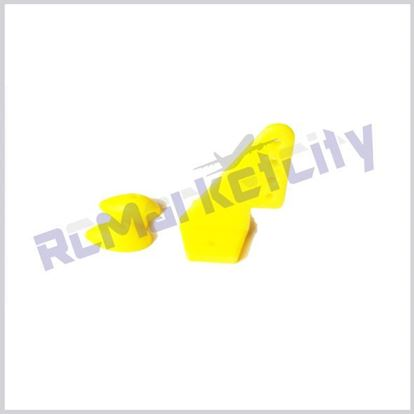 Picture of 20x27mm Control Horn Yellow