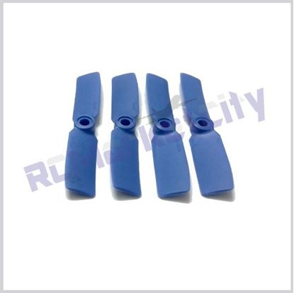 Picture of 3.5x4.5 Blue Propeller