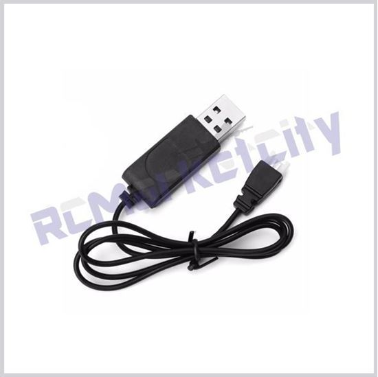 Picture of 3.7V Battery USB Charger