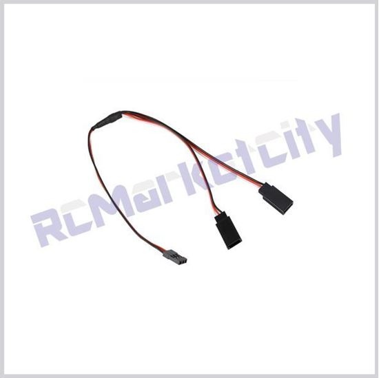 Picture of 500mm Servo Y cable