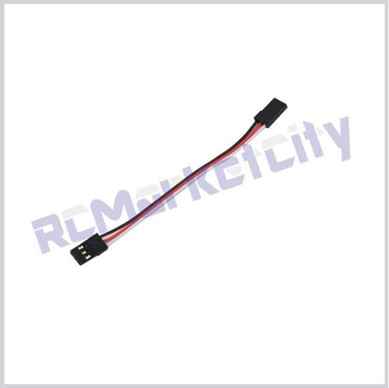 Picture of 150mm Servo Male to Male