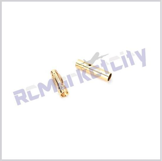 Picture of 3mm Banana Connector