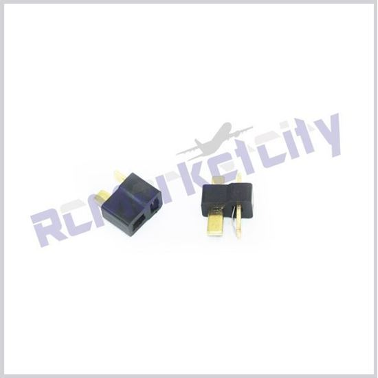 Picture of T connector Black
