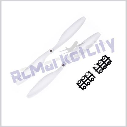 Picture of 1045 Propeller White
