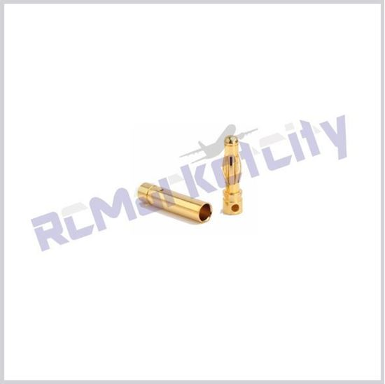 Picture of 5mm Bullet connector