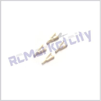 Picture of Nylon clevis 21mm