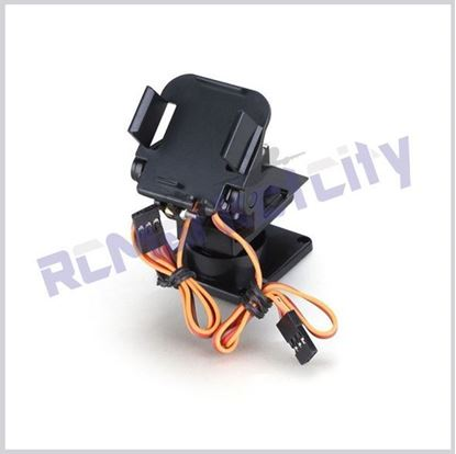 Picture of 2 axis servo gimbal