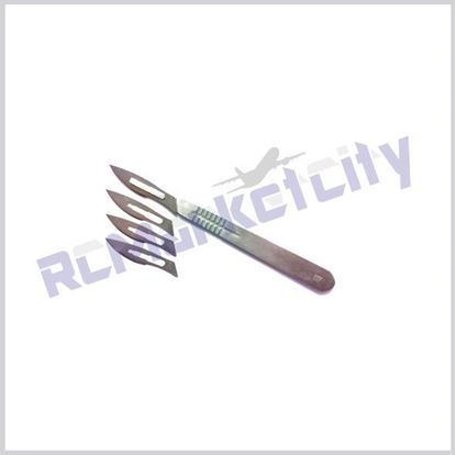 Picture of Steel handle knife L