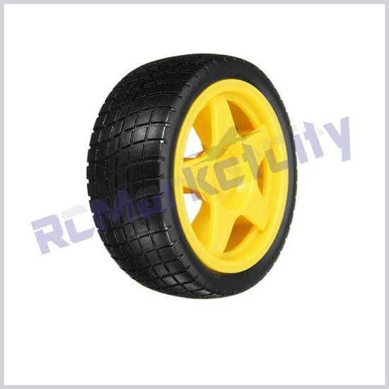 Picture of Plastic Tracked wheel BO