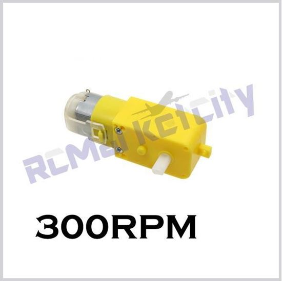 Picture of BO Motoor Single side 300RPM